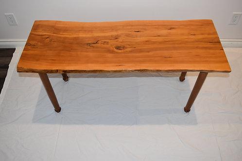 Apple Coffee Table - Turned Leg Base