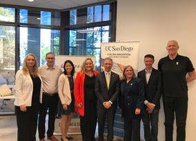 Celebrating World IP Day with the USPTO, UCSD and CONNECT
