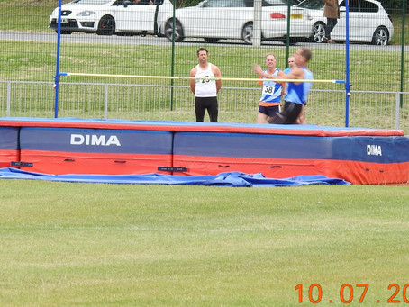 BACK to COMPETITION - JUMPS at ABERDARE 26th May 2021 at 19.15 start  - Throws on 16th June.