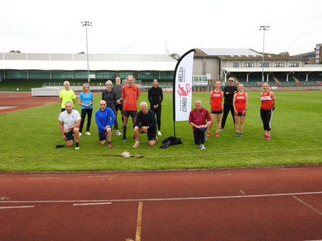 WMAL Sprints Evening at Swansea a Great success