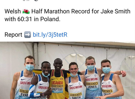World Half Marathon Welsh News