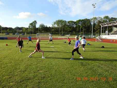WMAL Final Trials Event - Throws at Aberdare 16th June 2021