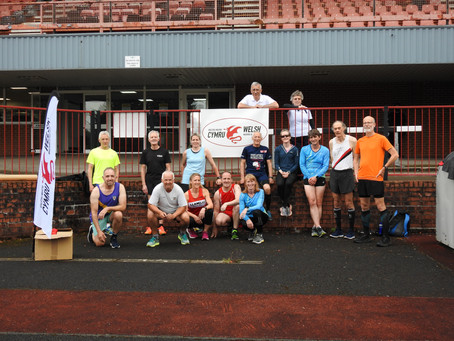WMAL - Middle Distance Trials at Cwmbran