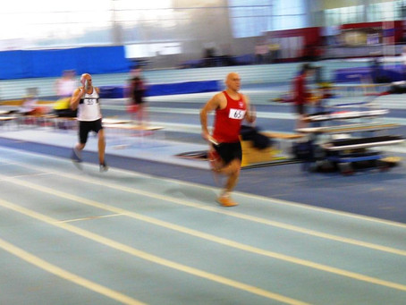 Inter Area Indoor Track and Field 14th March 2021