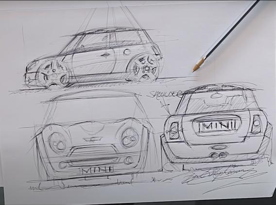 Frank's Mini Sketch