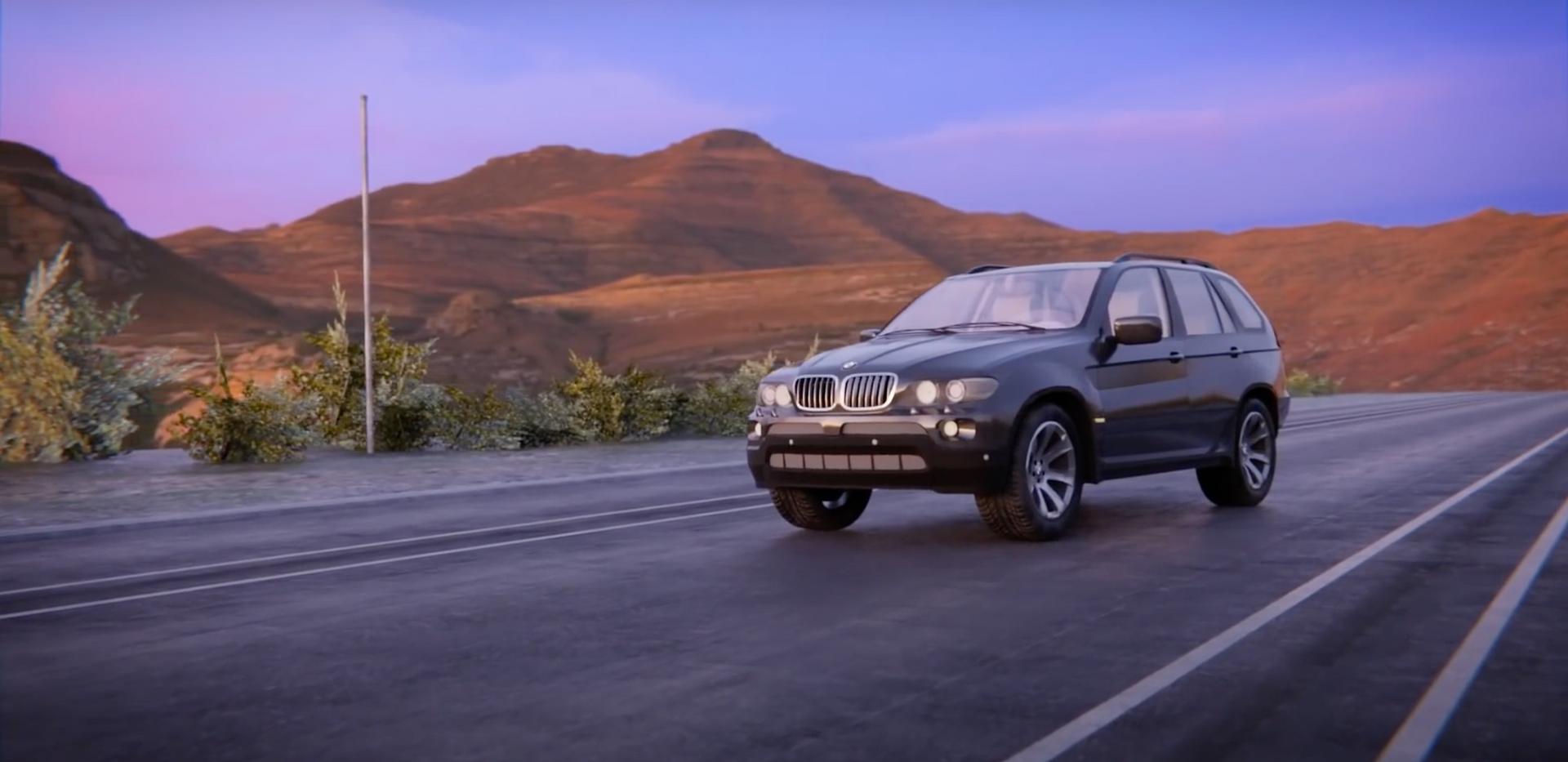 BMW X5 Wide
