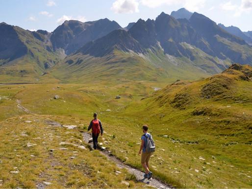 Les voyages en Suisse de Martin Beniston