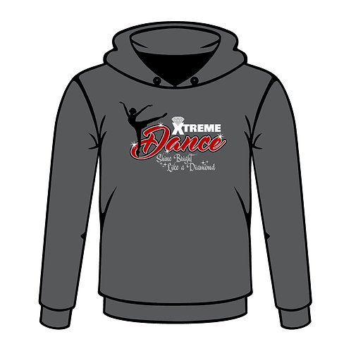 Xtreme Dance Recital: Hooded Sweatshirt