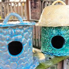 Frankie & Brett Greer- Cotton Pickin Pottery