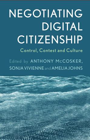 Negotiating Digital Citizenship book cov