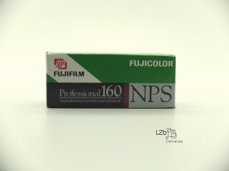 Fujifilm 160 Professional NPS 120 Expired Film