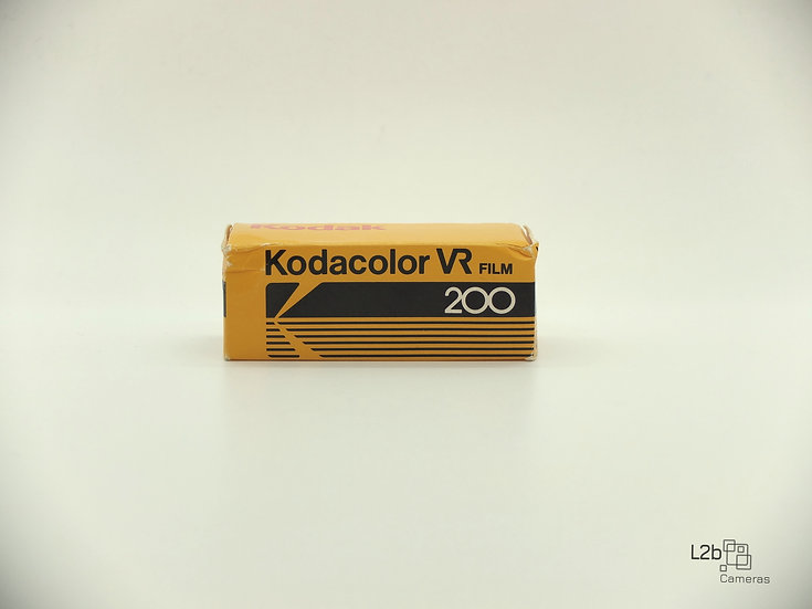 Kodak Kodacolor VR 200 CL120 Expired Roll Film