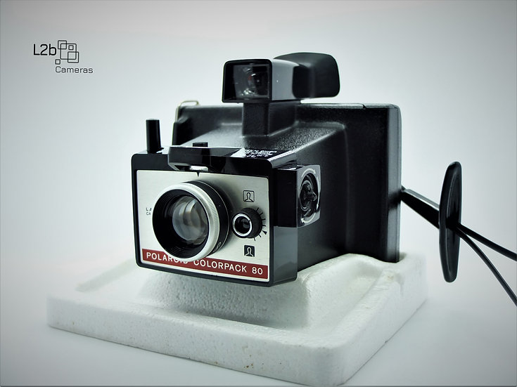 Polaroid Colorpack 80 Instant Land Camera