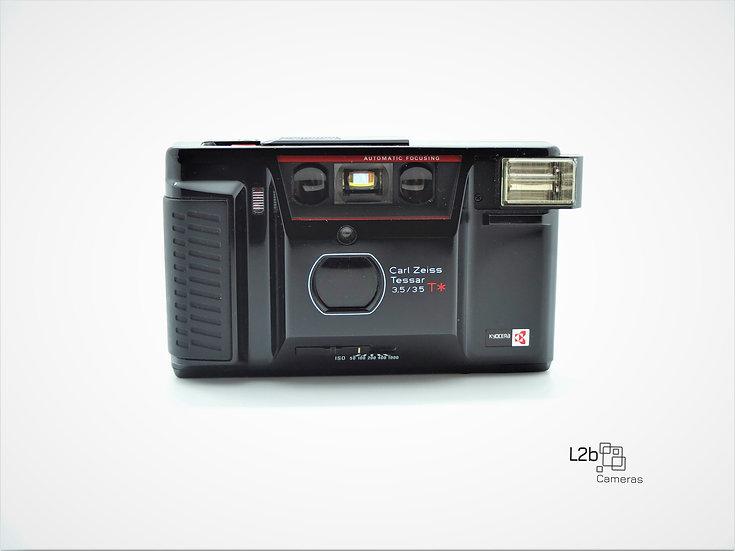 "Yashica ""T"" AF D 35mm Point & Shoot Camera"