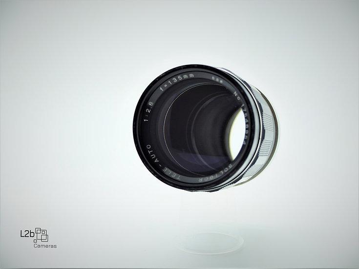 Soligor f/2.8 135mm Fast Telephoto Lens