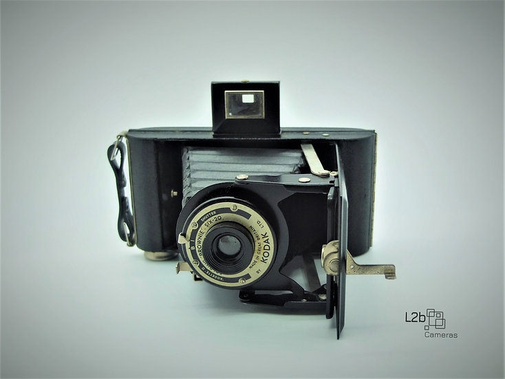 Kodak Folding Brownie Six-20 6 x 9 Medium Format Camera