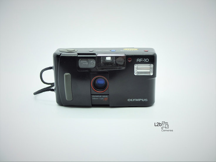 Olympus AF10 35mm Point & Shoot Camera
