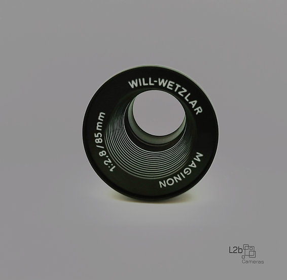 Will-Wetzlar Maginon 1:2.8 85mm Projection Lens