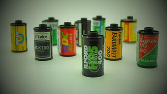 Expired film Selection