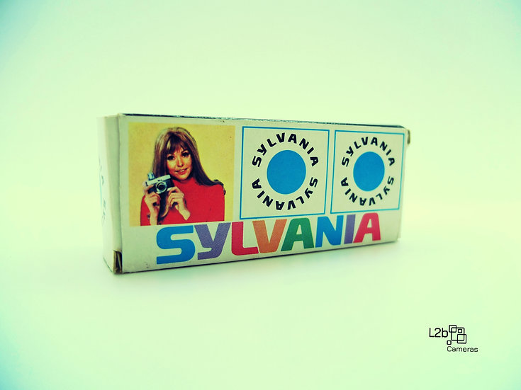 Sylvania Flashcube 3 Pack