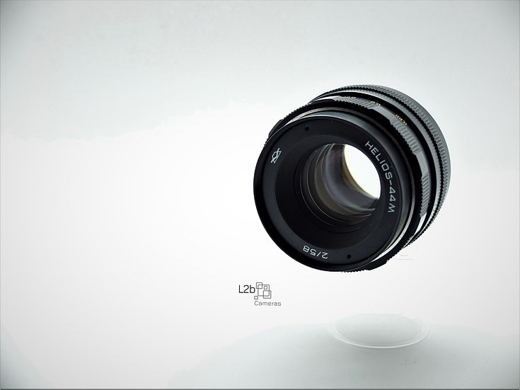 Helios-44M f/2 58mm M42 Prime Lens