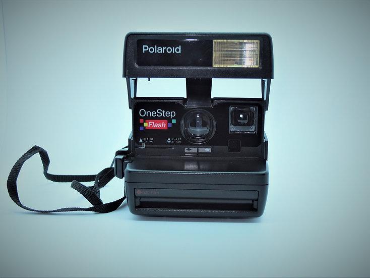 Polaroid OneStep Flash Instant Camera