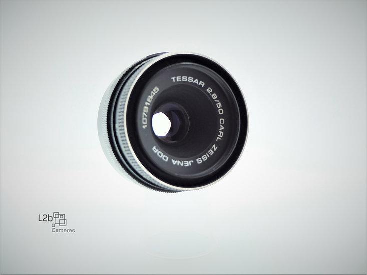 Carl Zeiss Tessar f/2.8 50mm Prime M42 Lens