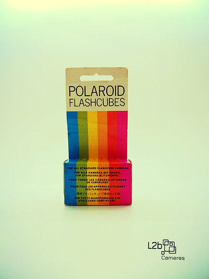Original Polaroid Flashcubes 2 Pack
