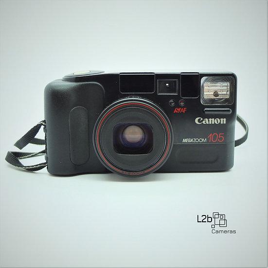 Canon Mega Zoom 105 35mm Compact Camera