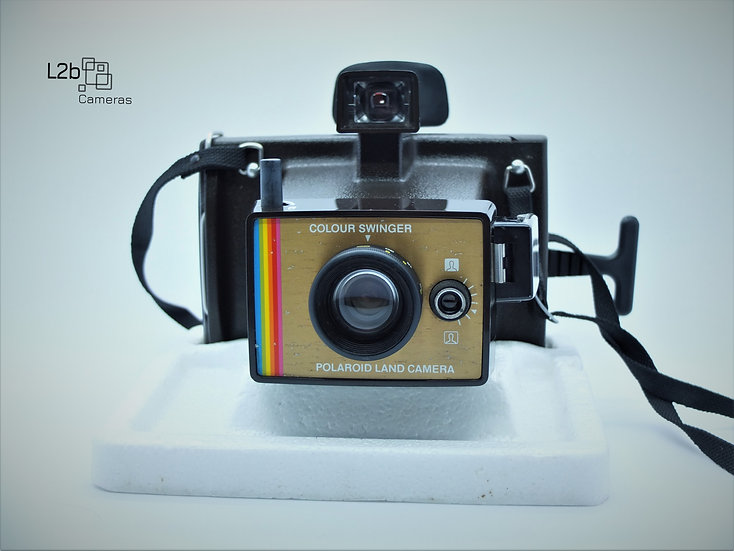 Polaroid Colour Swinger Land Camera (1975-1977)