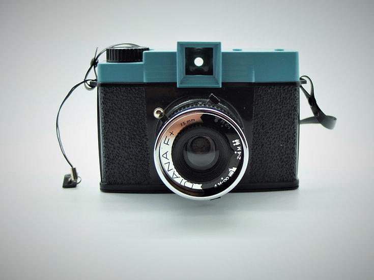 Diana F+ camera - medium format 120 film camera Lomography
