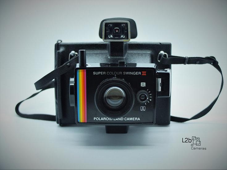 Polaroid Super Color Swinger 2 Instant Camera Boxed
