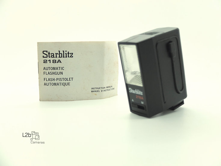 Starblitz 218A Automatic Flash Unit
