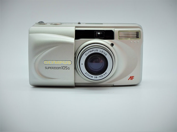 Olympus Super-zoom 105G AF 35mm Camera