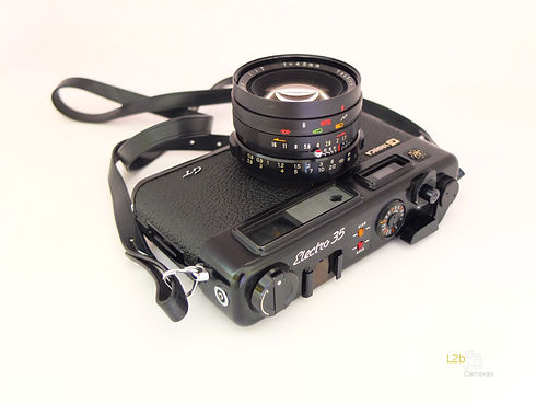 Yashica Electro 35 GT 1969 Mod 35mm Came