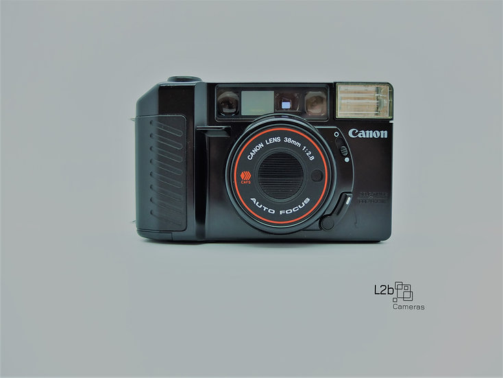 Canon AF35M II Sure Shot 'Auto boy 2' Boxed 35mm Camera