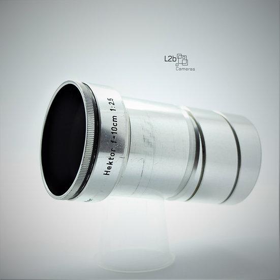 Ernst Leitz GmbH Wetzlar Hektor f 10cm Projection Lens
