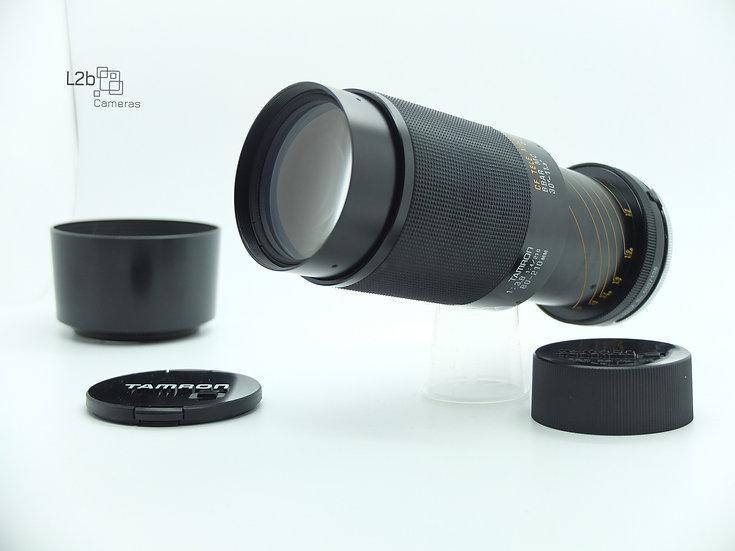 Tamron f/3.8-4 80-210mm Model 103A Lens & Case
