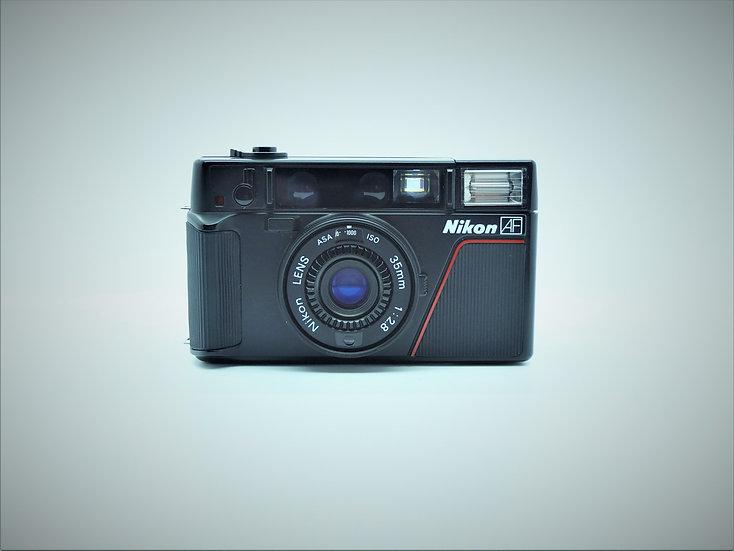Nikon L35AF 1000 ASA 35mm Camera