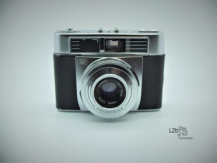 Zeiss Ikon Contessa LK 35mm Camera