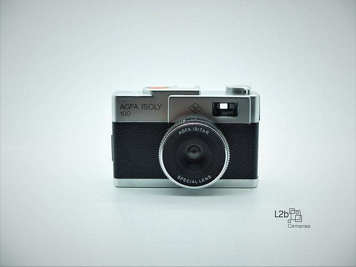 Agfa Isoly 100 35mm Camera