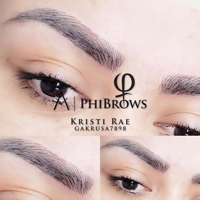 #microblading #eyebrows #semipermanentta