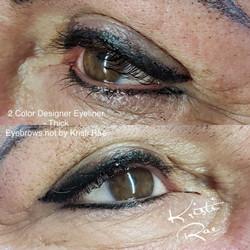 Designer Eyeliner Thick