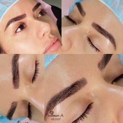 Alex eyebrows