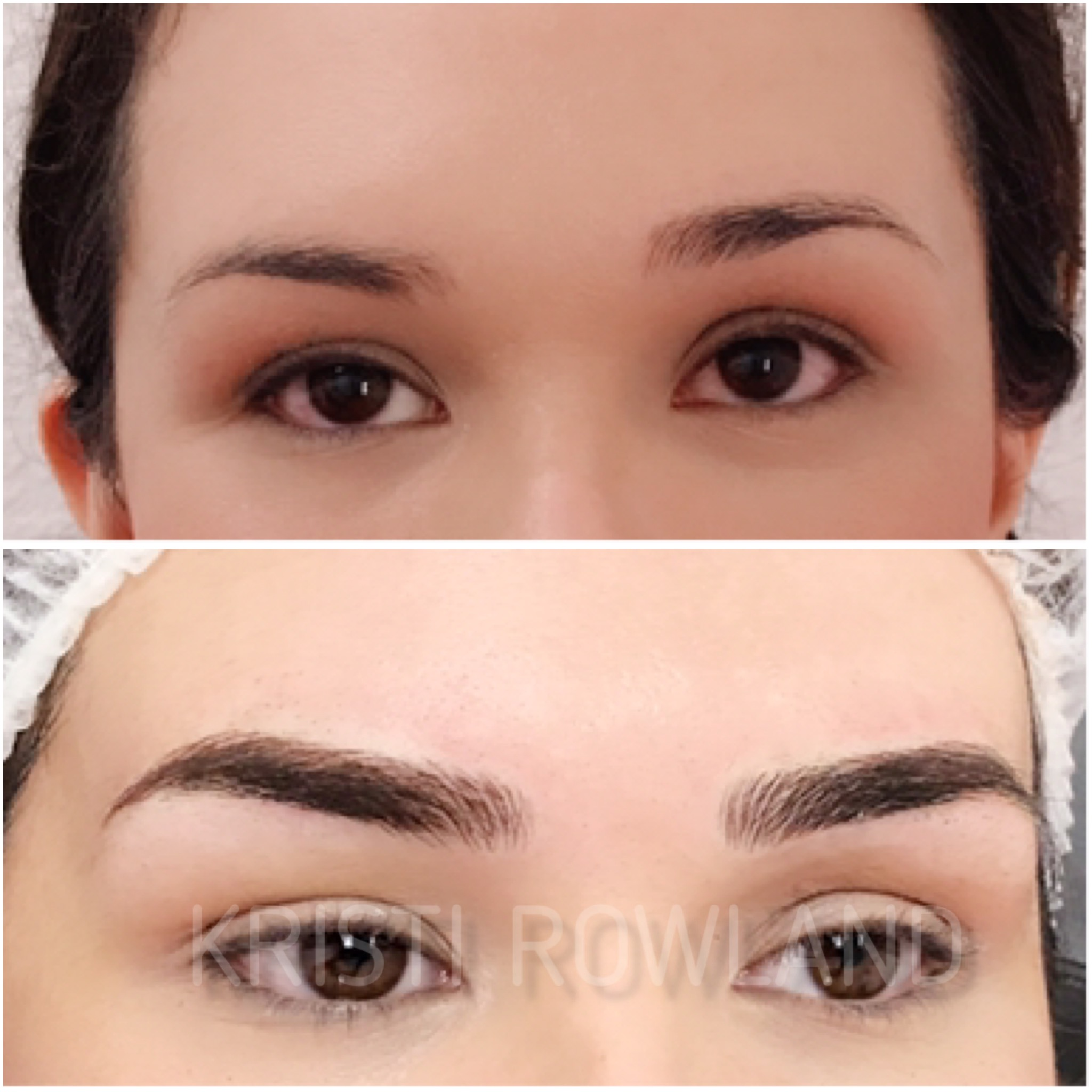 Combination Brows