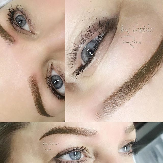 Semi permanent makeup is a great alterna
