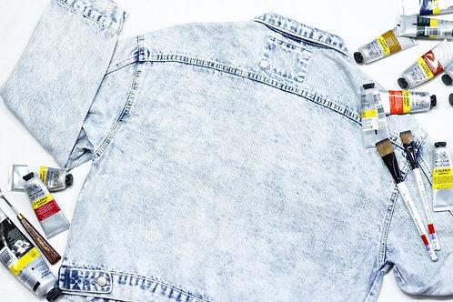 Hand Painted Denim Jackets