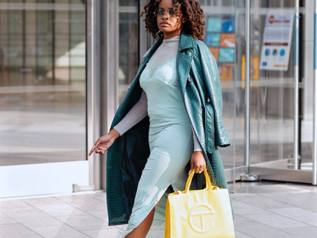How I Styled A Slip Dress for Fall
