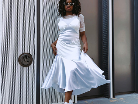 "How to Make ""All-White"" Fashion"