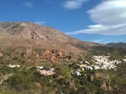 Wandelvakantie B&B Andalusië
